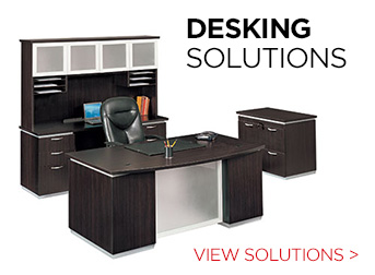 Executive Desks and Open Plan Desking