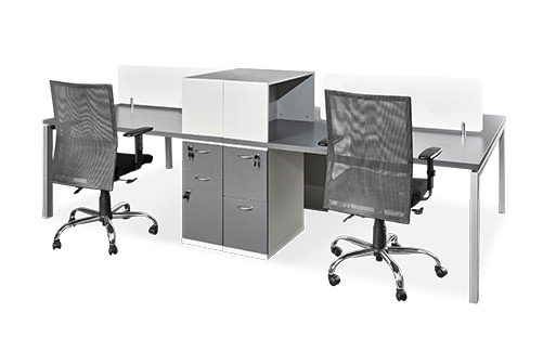 Open Plan Desking Office Furniture